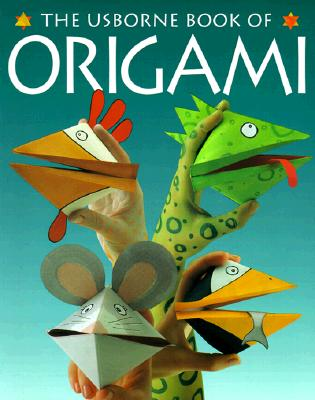 Image for USBORNE BOOK OF ORIGAMI