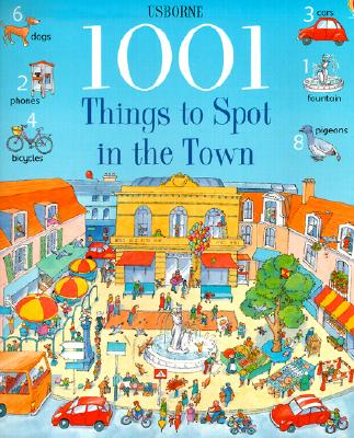 Image for 1001 Things to Spot in the Town