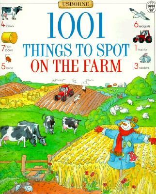 Image for 1001 Things to Spot on the Farm