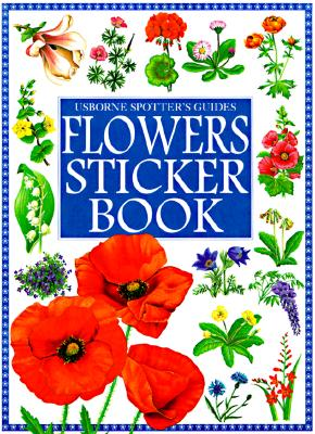 Image for Flowers Sticker Book (Spotter's Guide Sticker Books)