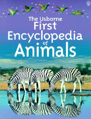 Image for The Usborne First Encyclopedia of Animals