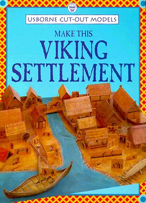 Image for Make This Viking Settlement (Usborne Cut Out Models)