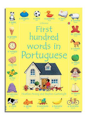 Image for First Hundred Words in Portuguese (Usborne First Hundred Words)