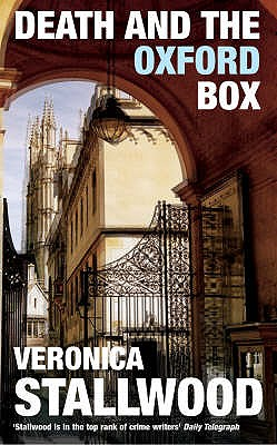 Death and the Oxford Box, Stallwood, Veronica