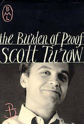 The Burden of Proof, Turow, Scott