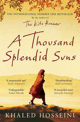 Image for A Thousand Splendid Suns. Khaled Hosseini