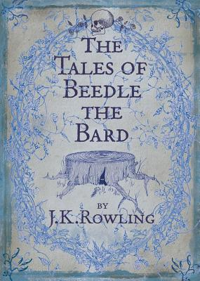 Image for The Tales of Beedle the Bard (U.K. 1st printing)