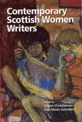 Image for Contemporary Scottish Women Writers