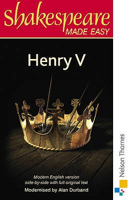 Image for Henry V: Shakespeare Made Easy