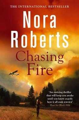 Chasing Fire [used book], Nora Roberts