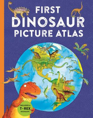 Image for FIRST DINOSAUR PICTURE ATLAS