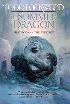 Image for Summer Dragon: First Book of the Evertide, The