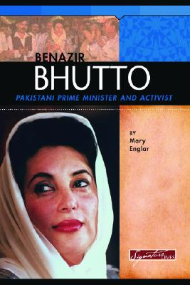 Image for BENAZIR BHUTTO PAKASTANI PRIME MINISTER AND ACTIVIST
