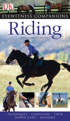 Image for Riding (Eyewitness Companions)