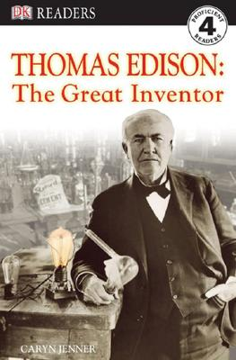 Image for DK Readers: Thomas Edison: The Great Inventor