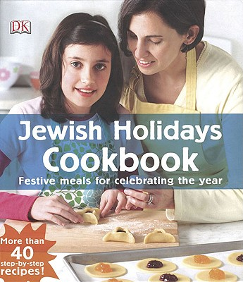 Image for Jewish Holidays Cookbook