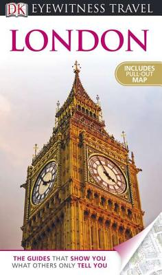 Image for DK Eyewitness Travel Guide: London