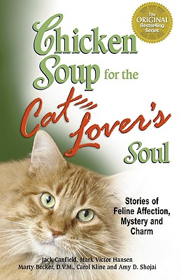 Image for CHICKEN SOUP FOR THE CAT LOVER'S SOUL
