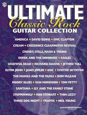 Image for Ultimate Classic Rock Guitar Collection