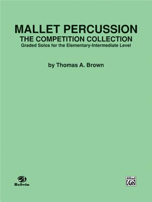 Image for Mallet Percussion -- The Competition Collection