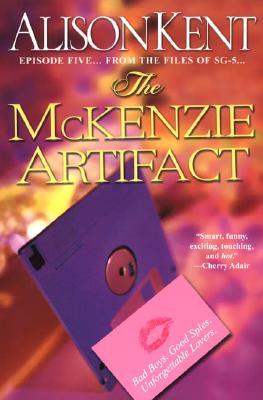 Mckenzie Artifact, ALISON KENT