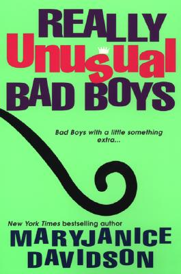 Really Unusual Bad Boys, Davidson, Mary Janice