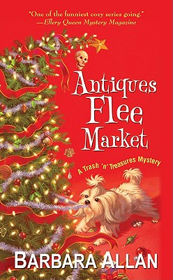 Image for Antiques Flee Market (Trash 'n' Treasures Mysteries)