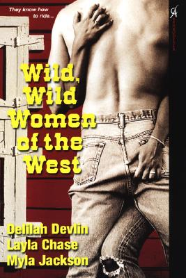 Image for WILD, WILD WOMEN OF THE WEST DEVLIN, CHASE,JACKSON