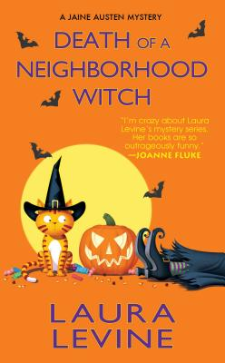 Death of a Neighborhood Witch (A Jane Austen Mystery), Laura Levine