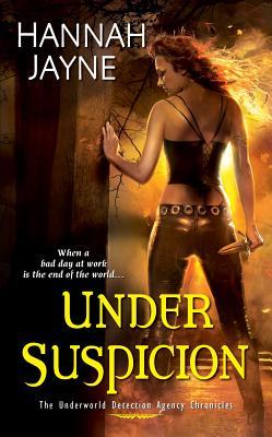 Under Suspricion, Jayne, Hannah