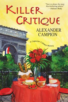 Image for Killer Critique (Capucine Culinary Mystery)