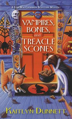Vampires, Bones and Treacle Scones, Dunnett, Kaitlyn