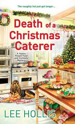 DEATH OF A CHRISTMAS CATERER, HOLLIS, LEE
