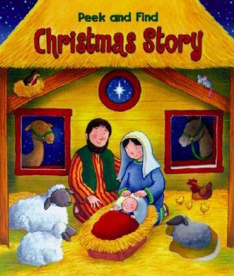 Peek and Find Christmas Story, Zobel-Nolan, Allia