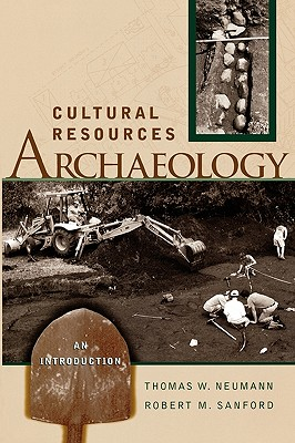 Image for CULTURAL RESOURCES ARCHAEOLOGY