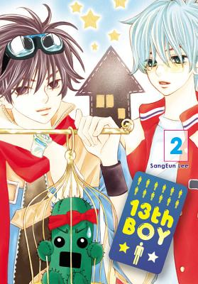 Image for 13th Boy, Vol. 2