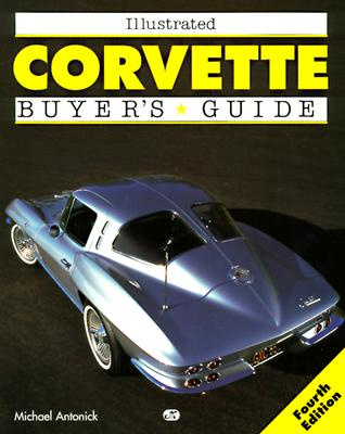 Image for Illustrated Corvette Buyer's Guide (Motorbooks International Illustrated Buyer's Guide)