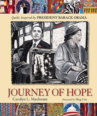 Image for Journey of Hope: Quilts Inspired by President Barack Obama