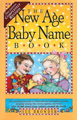 Image for NEW AGE BABY NAME BOOK, R