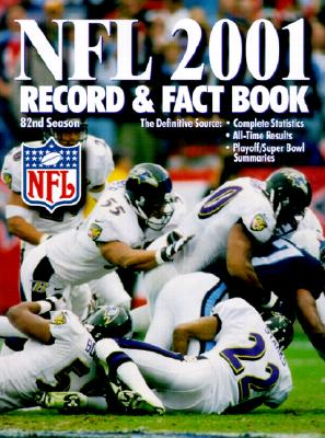 Image for NFL 2001 RECORD & FACT BOOK