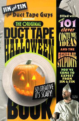 Image for The Original Duct Tape Halloween Book