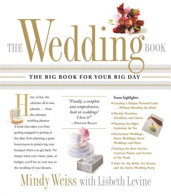 Image for The Wedding Book: The Big Book for Your Big Day
