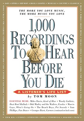 Image for 1,000 Recordings to Hear Before You Die (1,000 Before You Die)
