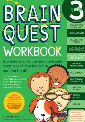 Image for Brain Quest Workbook: Grade 3
