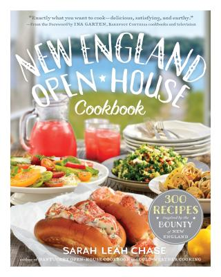 Image for New England Open-House Cookbook: 300 Recipes Inspired by the Bounty of New England