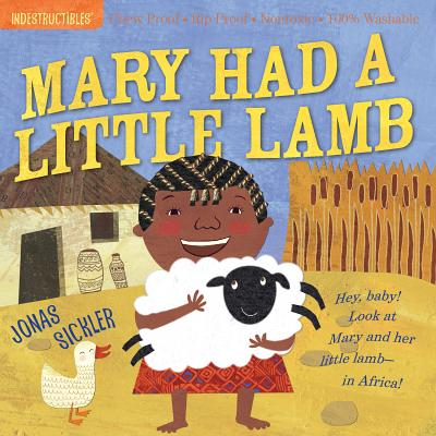 MARY HAD A LITTLE LAMB (INDESTRUCTIBLES), SICKLER, JONAS