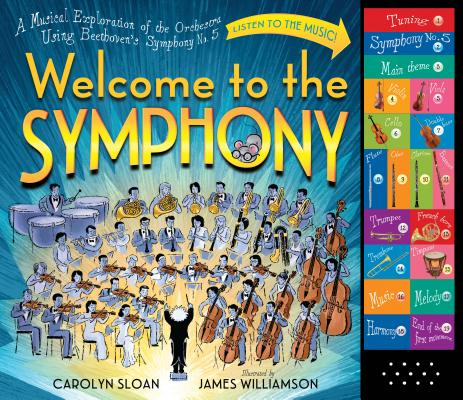 Welcome to the Symphony, Carolyn Sloan