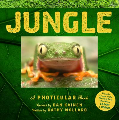 Image for Jungle A Photicular Book