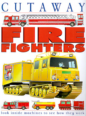 Image for Cutaway Book: Firefighters