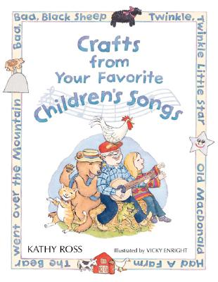 Image for CRAFTS FROM YOUR FAVORITE CHILDREN'S SONGS
